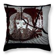 Spiritual Union 1 Throw Pillow
