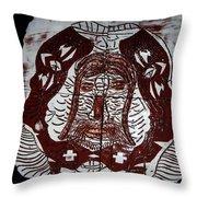 Spiritual Union Throw Pillow