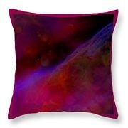 Veil Throw Pillow
