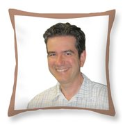 Spiros Sinnis Throw Pillow