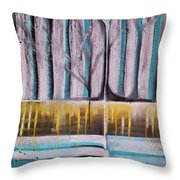 Nature 4 Throw Pillow