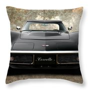 Sporting Legend Throw Pillow