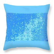 Spotted Canvas  Throw Pillow