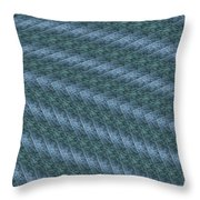 Spotted Sea Bass Throw Pillow