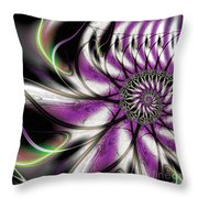 Sprightly Throw Pillow
