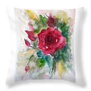 Spring For You Throw Pillow