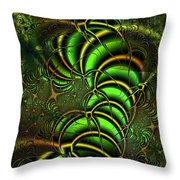 Spring Awakens Throw Pillow