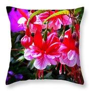Spring Blossom 6 Throw Pillow