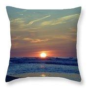 Spring Dawn Throw Pillow