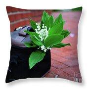 Spring Decoration Throw Pillow