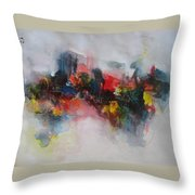 Spring Fever51 Throw Pillow