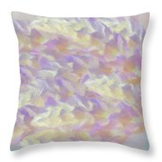 Spring Flowers Spring Mood Throw Pillow