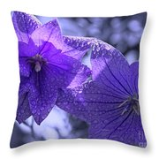 Spring Hope Throw Pillow