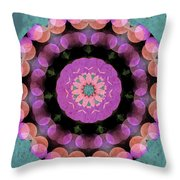 Spring In Its Glory Throw Pillow
