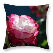 Spring In My Step Throw Pillow