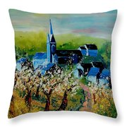 Spring In Redu  Throw Pillow