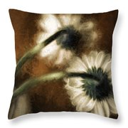 Spring Is Welcome Xix Throw Pillow
