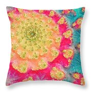 Spring On Parade 2 Throw Pillow