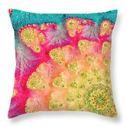 Spring On Parade Throw Pillow
