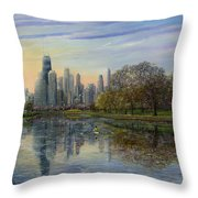 Spring Serenity  Throw Pillow by Doug Kreuger