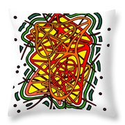 Spring Time Narcolepsy Throw Pillow