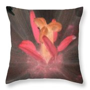 Spring Tulips - Photopower 3105 Throw Pillow