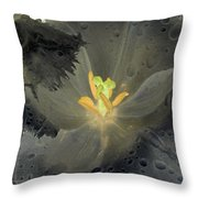 Spring Tulips - Photopower 3106 Throw Pillow
