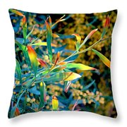 Spring's Joy Throw Pillow