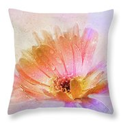 Spring's Own Herald Throw Pillow