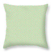 Springtime Botanicals-c Throw Pillow