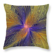 Springtime Dreams Throw Pillow