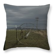 Sprinkler 2 Throw Pillow