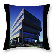 Sprint Angle-kc,mo Throw Pillow