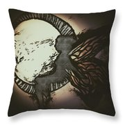 Sprite. Throw Pillow
