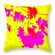 Sprung Throw Pillow by Eikoni Images