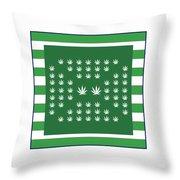Square 8-25c Throw Pillow