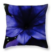 Squish Blossom Throw Pillow