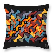 Design 76 Throw Pillow