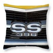 Ss 396 Throw Pillow