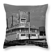 S.s. Klondike Throw Pillow