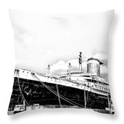 Ss United States Throw Pillow