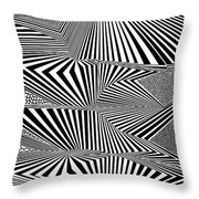 Ssergorp Throw Pillow