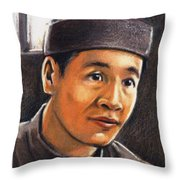St. Andrew Dung-lac - Jladl Throw Pillow