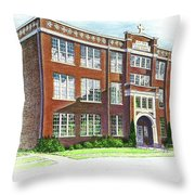 St. Anthony's High School Throw Pillow