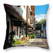 St Augustine I Throw Pillow