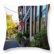 St Augustine II Throw Pillow