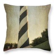 St Augustine Lighthouse Dsc00390_16 Throw Pillow