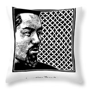St. Augustine Zhao Rong And 119 Companions - Jlazr Throw Pillow
