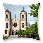 St. Cajetans Throw Pillow