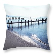 St Clement Chesapeake Bay Throw Pillow